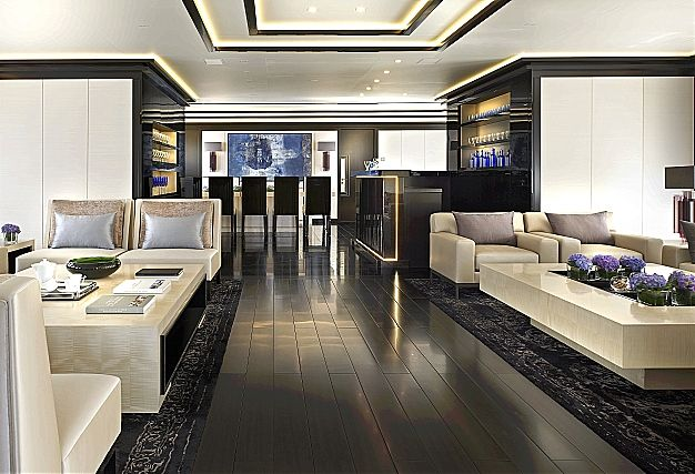 7 Best Interiors Yacht Images On Pinterest Luxury Yachts Yacht Interior And Boat