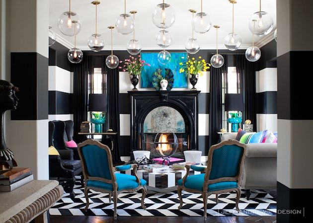 Best Interior design by Jeff Andrews