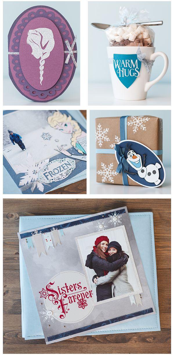 Disney Frozen Cricut Cartridge | Memory Miser