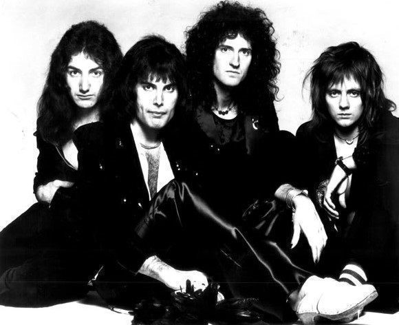 Queen Rock Band 1970s Glossy Promo Photo Print Poster A4 #Unbranded