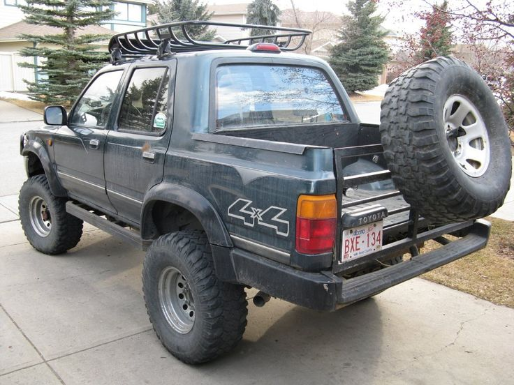 2nd gen 4runner chop top - Page 2 - Pirate4x4.Com : 4x4 and Off-Road Forum