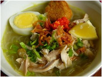 Soto Ayam Kediri, Treasure of Indonesian Food. You will be able to find delicious Soto Ayam Kediri at Soto stall around the Tamanan Bus Station Kediri. There are many Soto stall around that place. Almost all Soto stall in this place have similar taste. You can try it here. http://www.indonesian-food.net/indonesianfood/soto-ayam-kediri-treasure-of-indonesian-food/