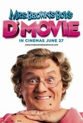 Mrs. Brown's Boys D'Movie Movie | Mrs. Brown's Boys D'Movie is a comedy film based on the sitcom Mrs. Brown's Boys and is co-produced by That's Nice Films, Penalty Kick Films and BocFlix