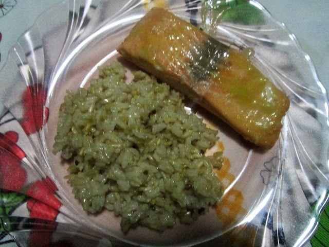 Devaneios Culinários da Tiazinha: Salmão com Mel e Mostarda