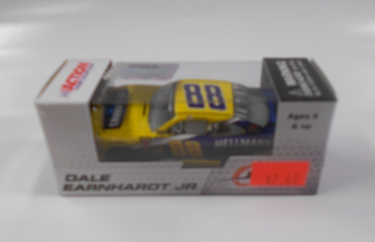 Action Racing Collectables, Still the Choice of Champions, Gold Series, Ages 4 + up, Dale Earnhardt Jr., #88 Hellman's, 2013 Camaro, Limited Edition, Price 7.49.