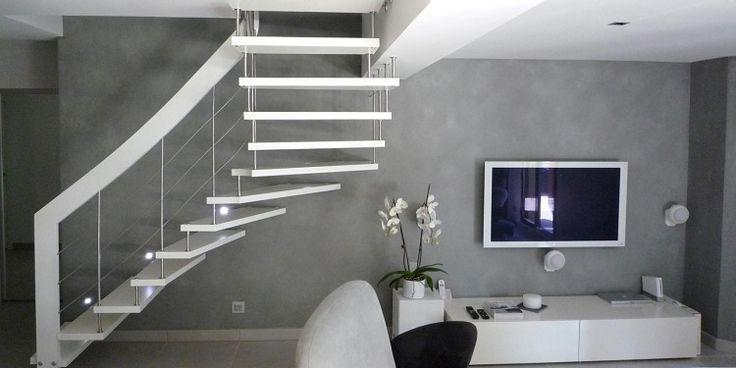 rampes escalier moderne - Recherche Google