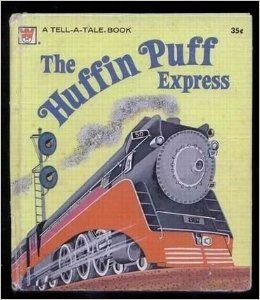 The Huffin Puff Express ( A Golden Tell-A-Tale Book): David L Harrison, Art Seiden: 9780307070326: Amazon.com: Books