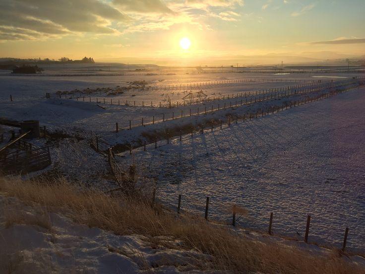 Winter, Dumfries & Galloway