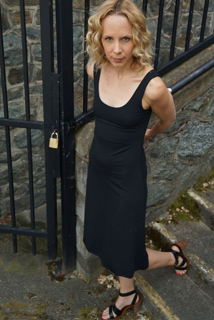 Anytime, Anywhere..This is the Perfect Little Black Dress ! http://squeezed.ca/shop/category/dresses