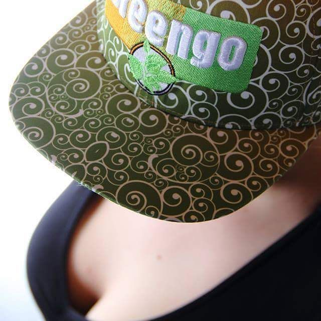 Who doesn't want this Greengo cap by Lauren Rose with rollingpaper holder and secret stash compartment!? Buy this stylish smoking gear at Grasscompany.com