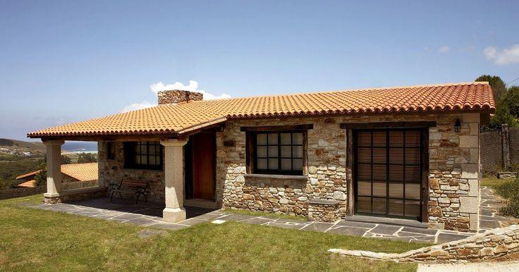 As 25 melhores ideias de casas r sticas no pinterest - Casas rusticas galicia ...