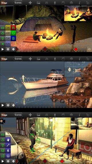 ShotPro Pre-Vis App