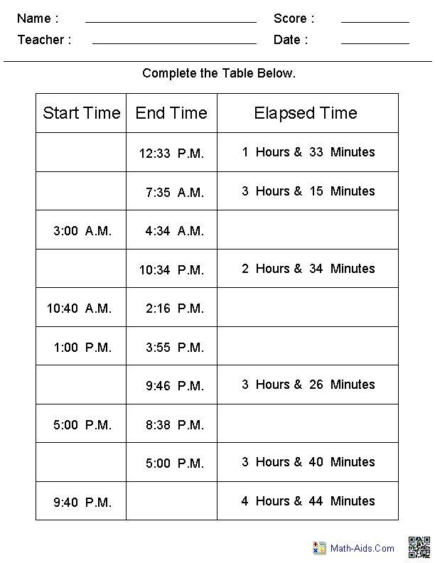 worksheet. Elapsed Time Worksheet. Grass Fedjp Worksheet Study Site
