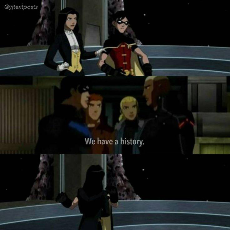Robin and Zatanna