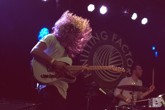 COIN @ the Knitting Factory, Brooklyn, NYC