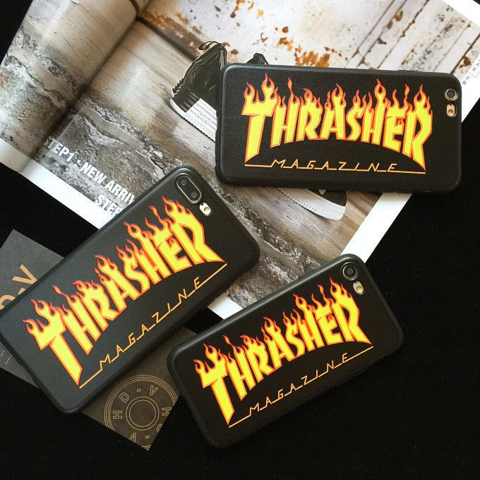 cover iphone 7 trasher