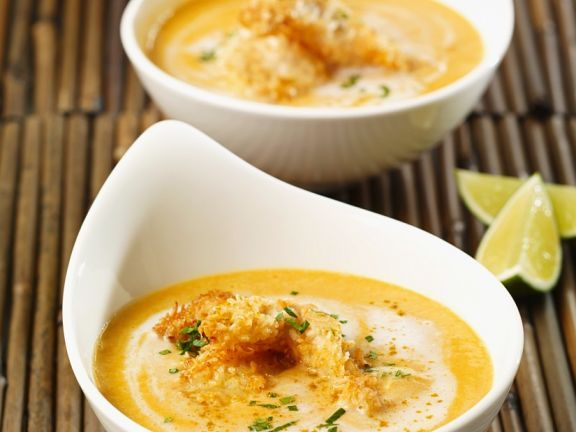 Kichererbsensuppe ist ein Rezept mit frischen Zutaten aus der Kategorie Gemüsesuppe. Probieren Sie dieses und weitere Rezepte von EAT SMARTER!