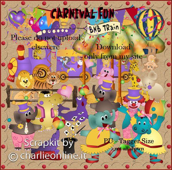ch-May BNB Train 2016 - Carnival