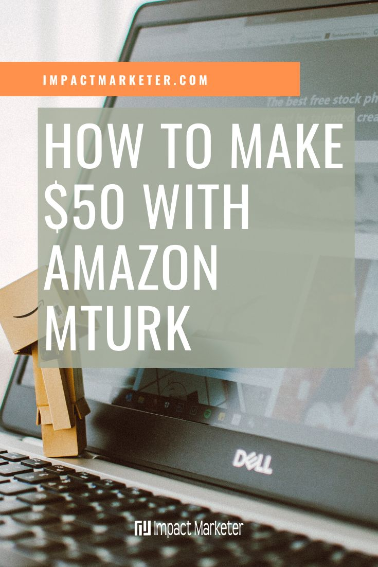 Amazon mturk review how to make 50 a day on mturk
