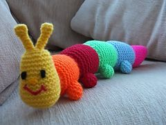 Ravelry: KAS Cuddlebug pattern by Christine Johnson and Karen Bennett