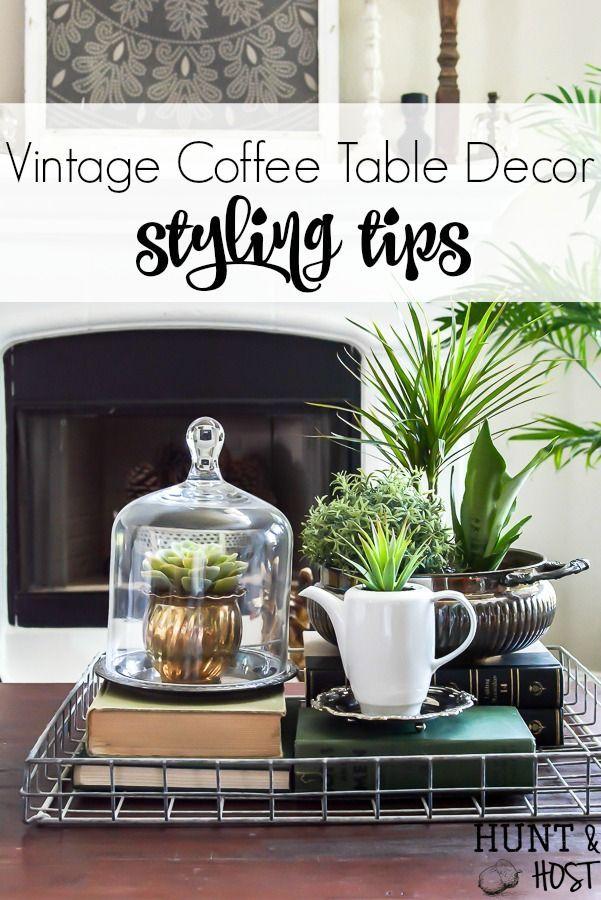 Vintage Coffee Table Decor Salvaged Living Decorating Coffee Tables Coffee Table Vintage Coffee Table Vignettes