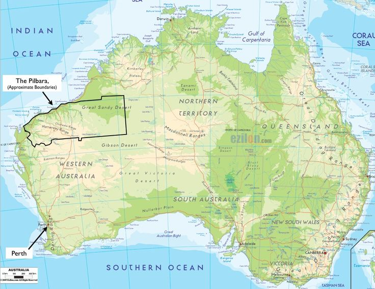Mejores 100 imgenes de maps without tasmania en pinterest australia map highlighting the pilbara but not tasmania gumiabroncs Choice Image