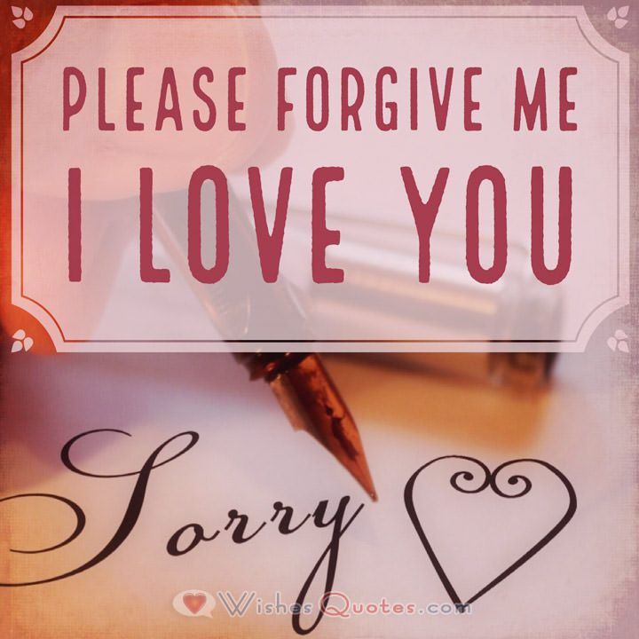 How to apologize to my boyfriend
