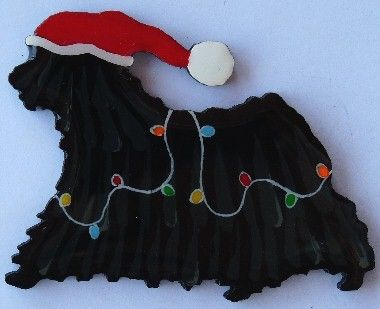 Christmas Puli Pin