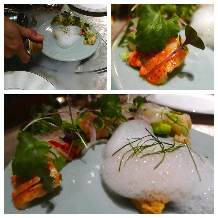 Hungry Hoss: Sra Bua by Kiin Kiin (dinner), Bangkok