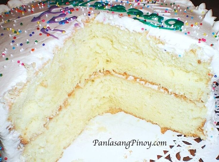 Vanilla Chiffon Cake is a light cake that is made of oil, eggs, cake flour…