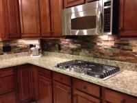 Customer Submitted Photo Backsplash