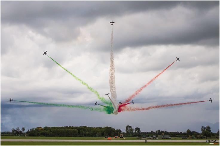 55° Anniversario Pattuglia Acrobatica Nazionale - Frecce Tricolori - Rivolto, 4,5 e 6 settembre 2015, Picture by PSC
