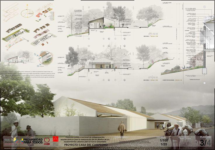 Galería de Primer Lugar en Concurso Casa del Campesino de Nuevo Gramalote…