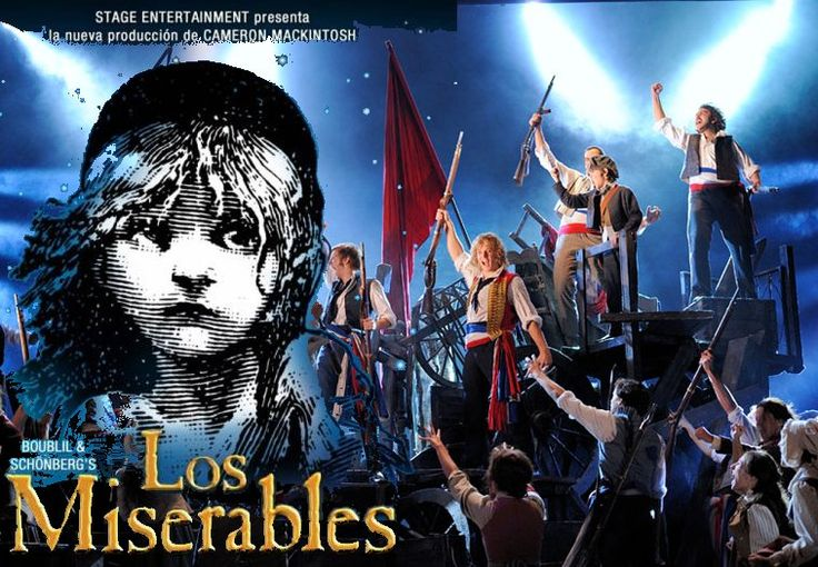 los miserables musical - Buscar con Google