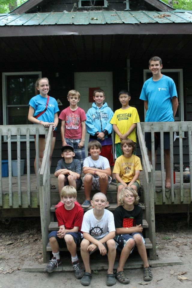 Camp Kitchi Cabin Group