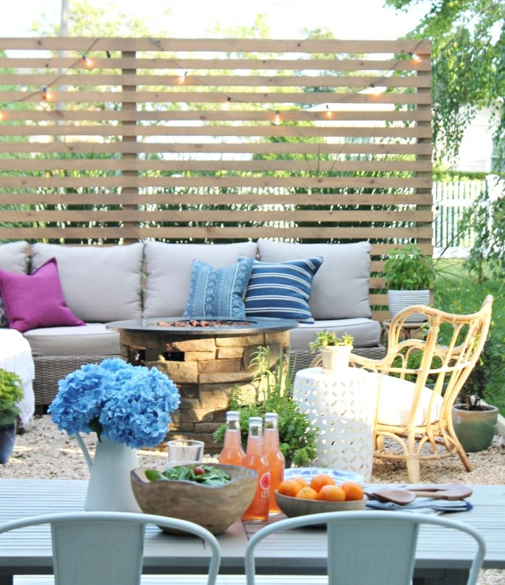 8898 best eclectic diy craft decor recipe divas images for Rustic outdoor privacy screens