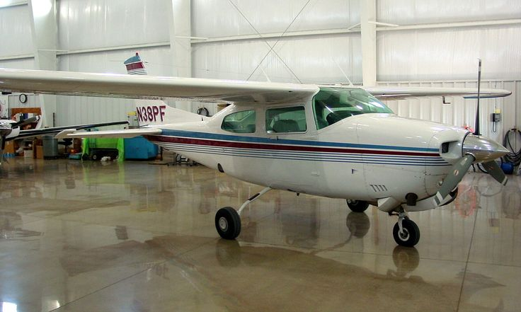 1980 Cessna 210 Turbo Centurion II for sale in OK United States => www.AirplaneMart.com/aircraft-for-sale/Single-Engine-Piston/1980-Cessna-210-Turbo-Centurion-II/12740/
