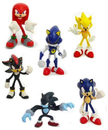 Tomy Gacha Set of 6 Sonic the Hedgehog Buildable 2.5 Inch Mini Figures Sonic, Shadow, Werehog, Metal Sonic, Knuckles Super Sonic Sonic The Hedgehog http://www.amazon.com/dp/B005J7EJP6/ref=cm_sw_r_pi_dp_gZgVtb0JXK7ARB6R