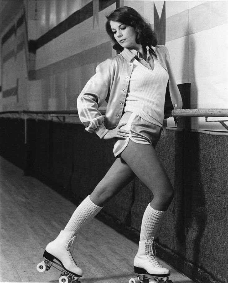 Natalie Wood, 1970s. From the Last Married couple in America 1979 ...