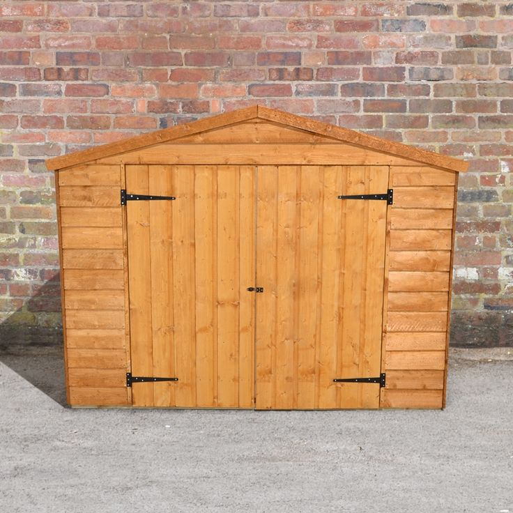 Overlap Bike Store - Buy Sheds Direct