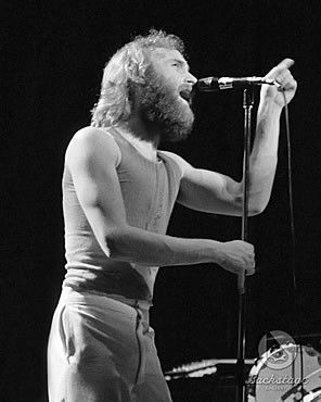 Phil Collins, Genesis' singer (here in 1976)