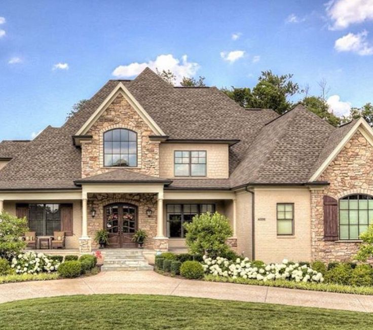 13 best images about exterior design on pinterest for French country house exterior design