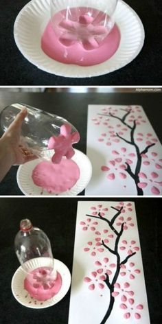 What a great ( and easy ) idea for an old soda bottle! We can't wait to try this at camp this year.