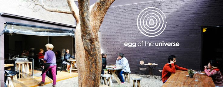 """Love this whole food cafe called """"Egg of the universe"""" at BodyMindLife on Darling St at Rozelle. What a great name huh?"""