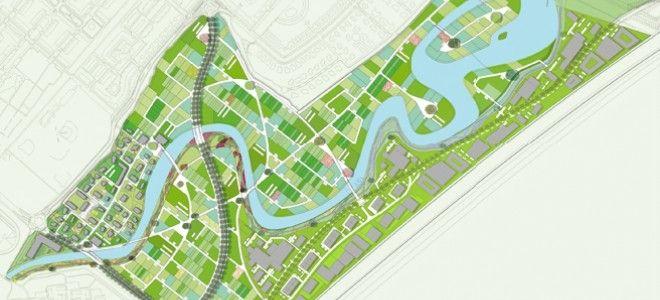 Ideeëncompetitie 'Wachtend Land', tijdelijk gebruik bouwlocaties - gebiedsontwikkeling.nu