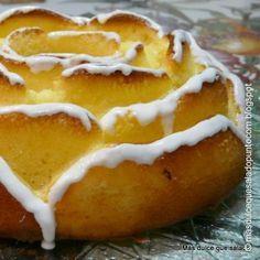 Bundt Cake de Coco, Limón y Queso Quark. Coconut and Lemon Quark Chesse Bundt Cake