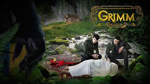 Grimm TV Workout. Workout while you watch your favorite show.
