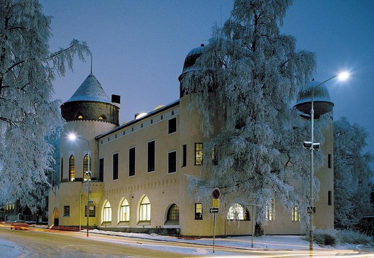Kuopion museo, Kuopio - Finland