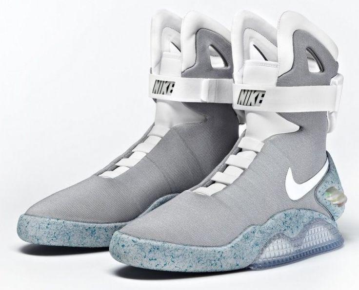 Nike Air Mag homme édition limitée Mac Fly Retour vers le futur 2
