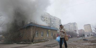 Următoarea ţintă a lui Vladimir Putin: Mariupol, oraşul-port ucrainean de o importanţă strategică uriaşă